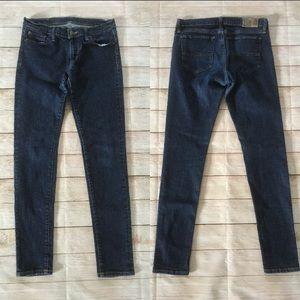 Denim & Supply Ralph Lauren Skinny Dark Wash Jeans